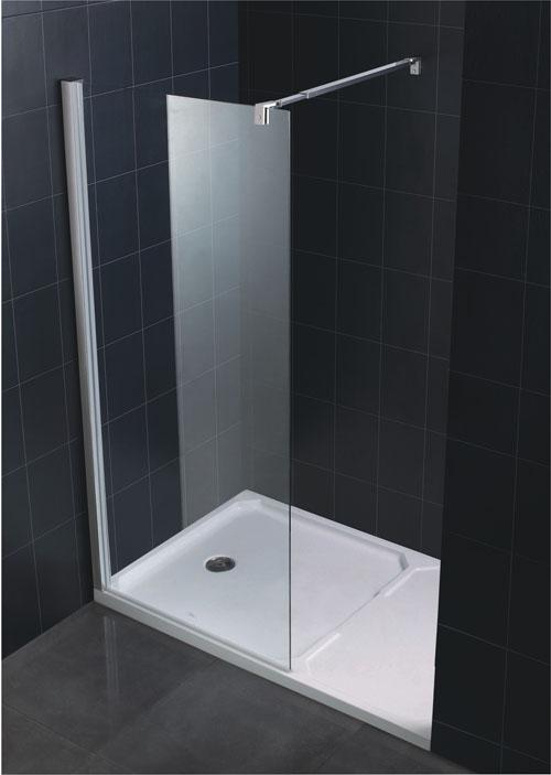 Kit Showerwall Réversible  86x200 Glas 8 MM