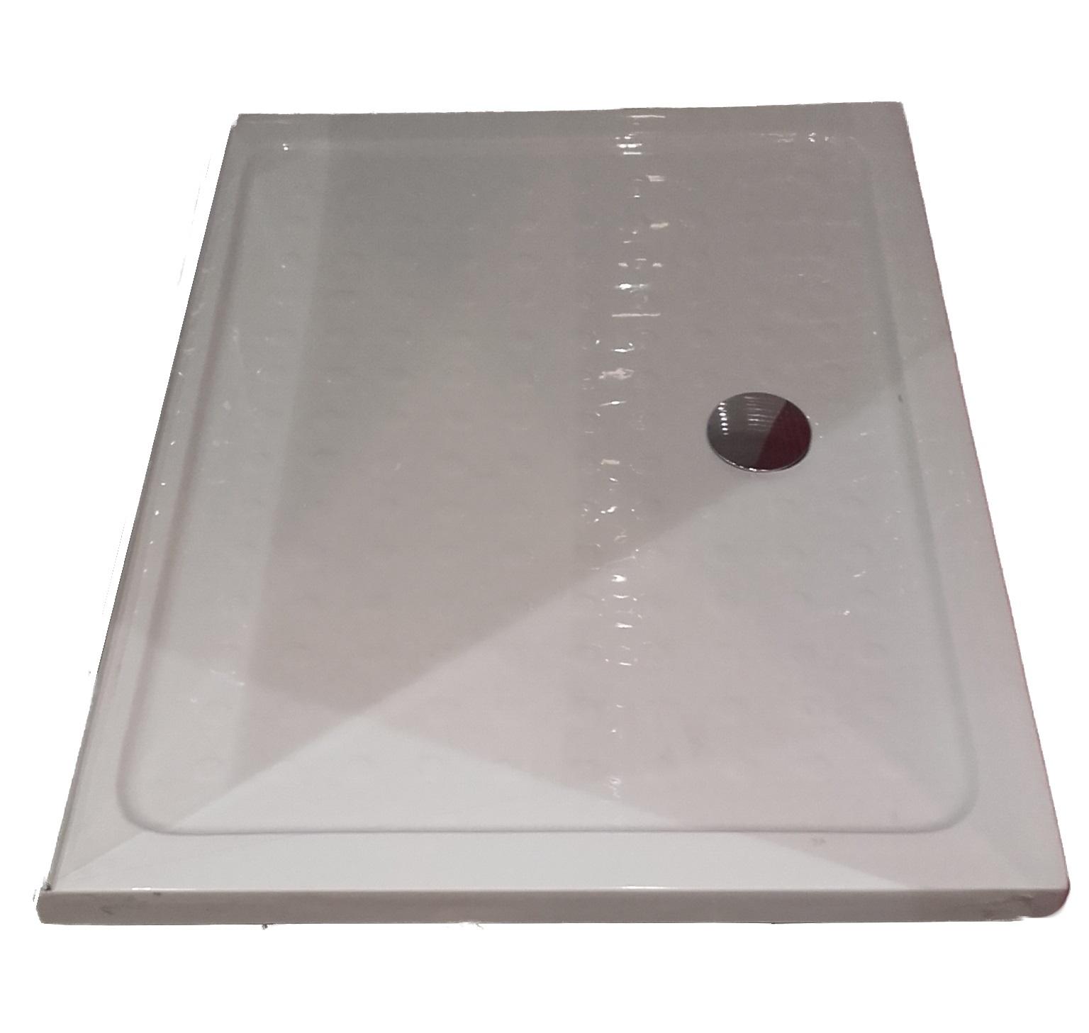 Flat Shower Tray 90x120x5 cm