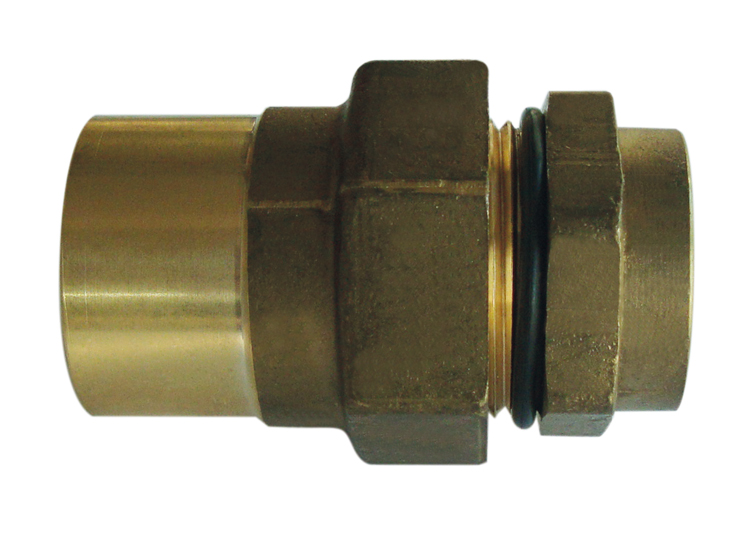 "PLT Gas Female Fitting DN40 x 2""F"