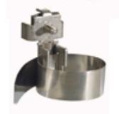 Earth grounding clamp for PLT DN40-DN50