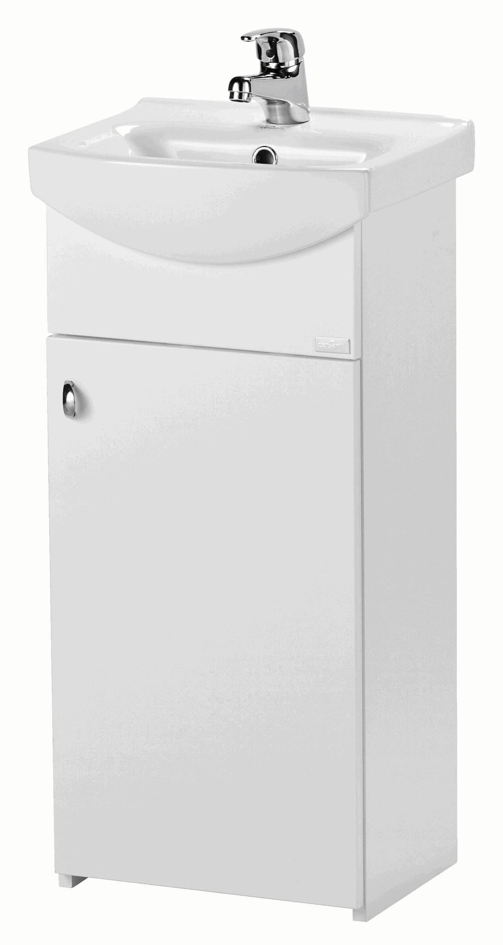 Cersanit Bath Cabinet Basic 40 cm