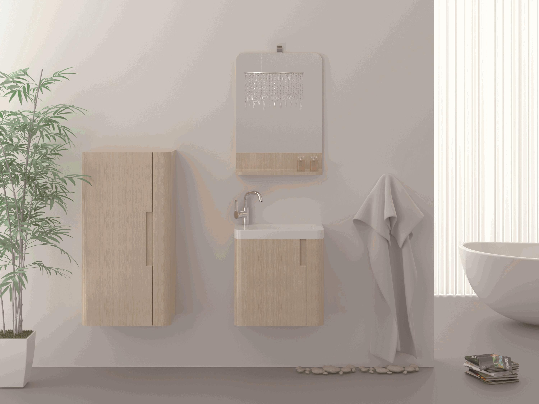 Bath Cabinet 60x40x48cm TOTI