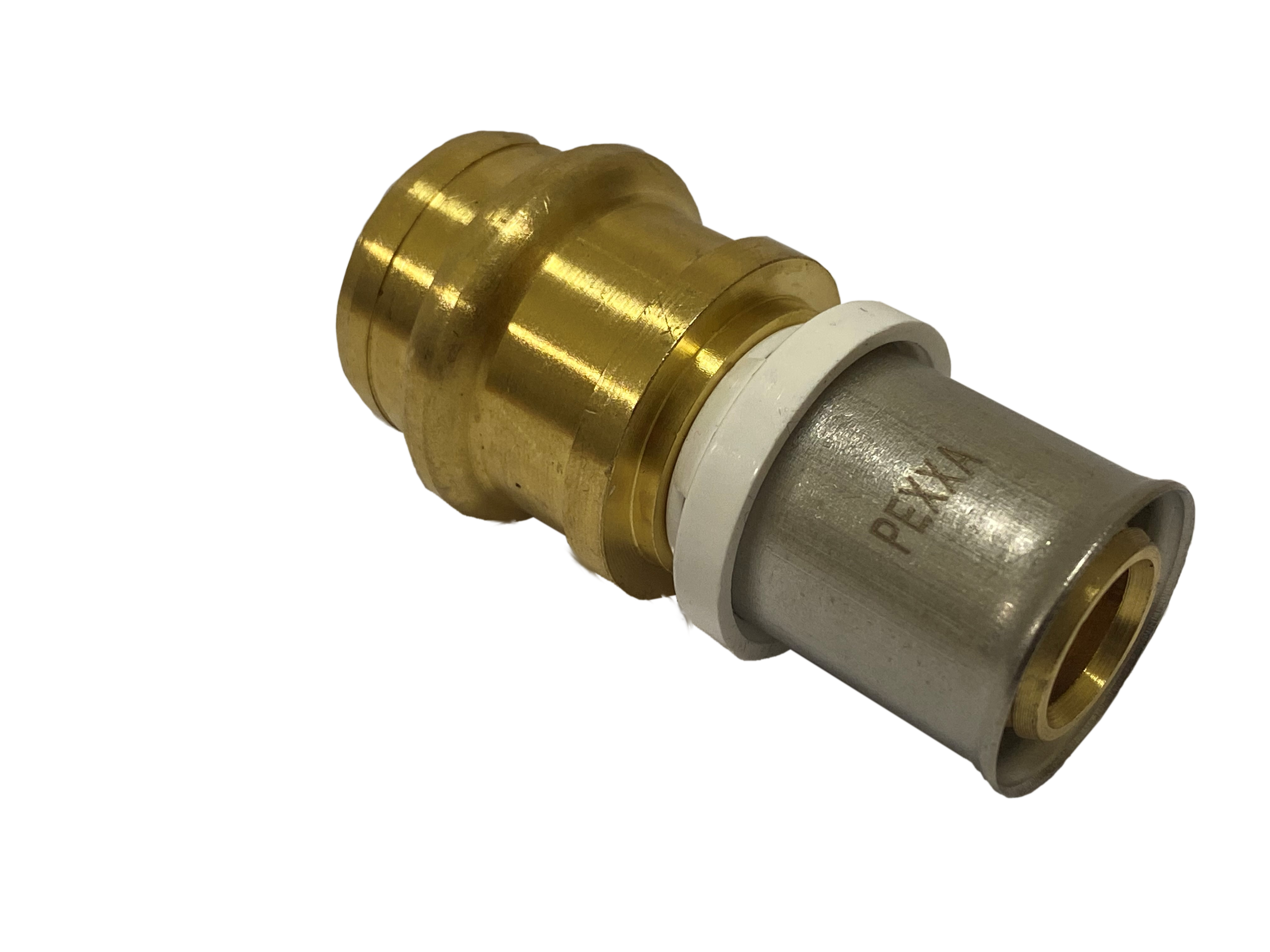 Adapteur PEXXA à sertir Cuivre EAU 20x22 profil-V