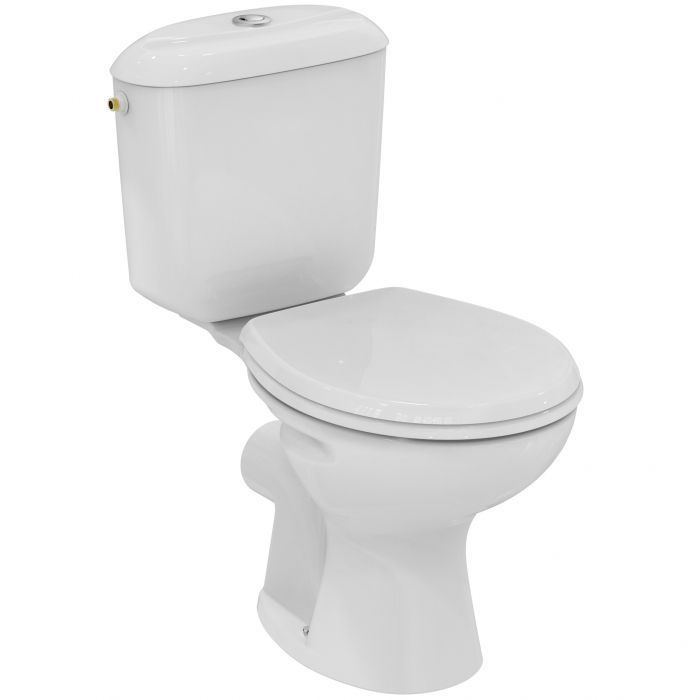 Complete IS Toilet Pack with Horizontal outlet