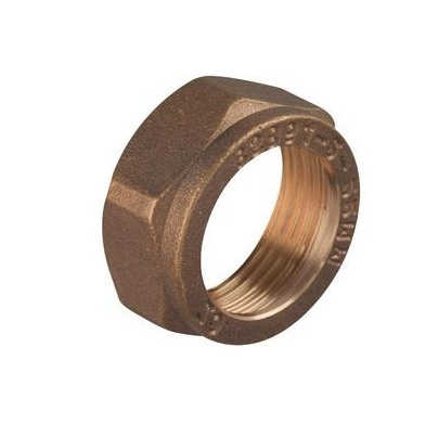 Water compression Nut 18