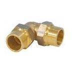 Gas compression Elbow 22x15