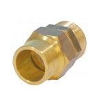 Gas compression Straight Male 3/4Mx22