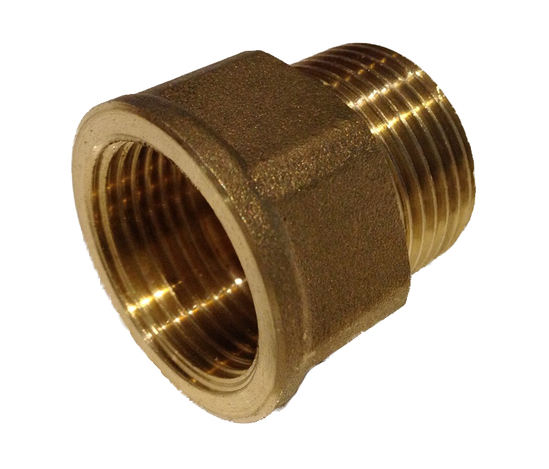 Brass Fitting 3/4M x 3/4F