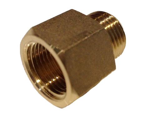 Brass Fitting 3/8M x 3/8F