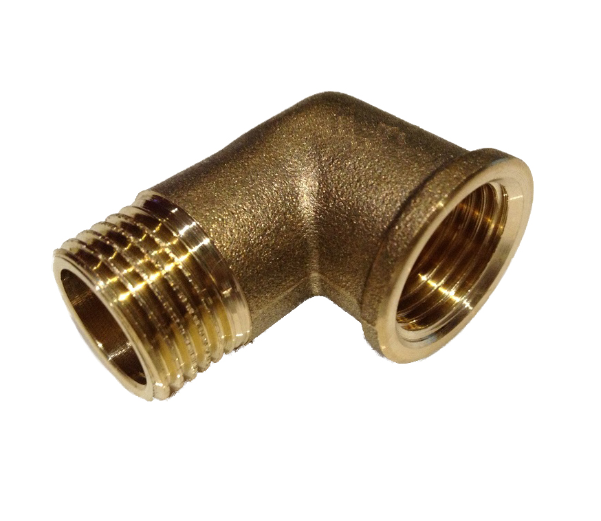 Brass Elbow 1/2M x 1/2F