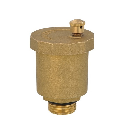 Automatic Air Vent 1/2M Brass