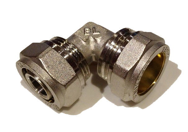 Compression Elbow Adaptor 22 x 20